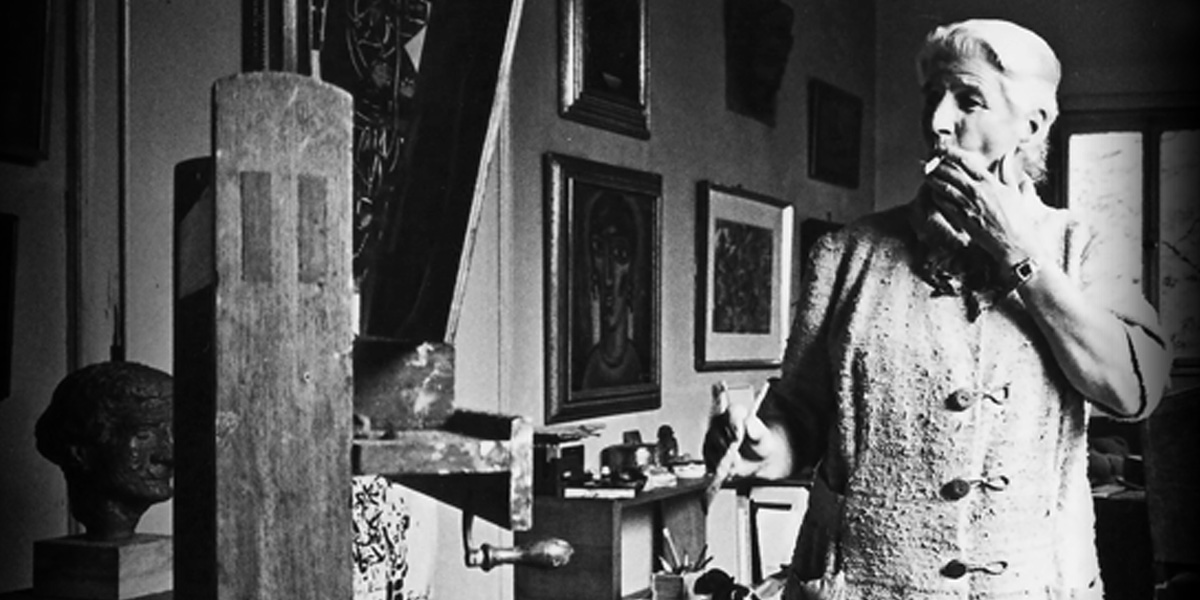 Hanna Bekker vom Rath – Botschafterin der Kunst